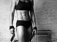 Силовая тренировка в жиросжигающем режиме = красивый силуэт