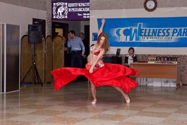 IV Открытый танцевальный конкурс в Wellness Park