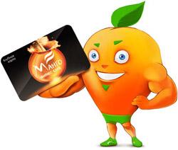 Весь май клубные карты клуба «Манго» дешевле на 30%!