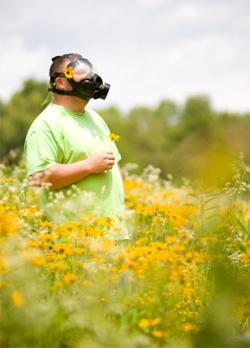 сезон аллергии и фитнес