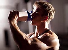 Гейнер — растим мышцы