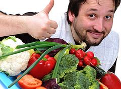 Питание для мужчин: что едят настоящие мужчины?