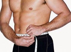 Как похудеть летом мужчинам