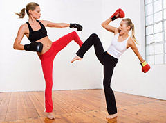 Боевые искусства: бой с лишним весом