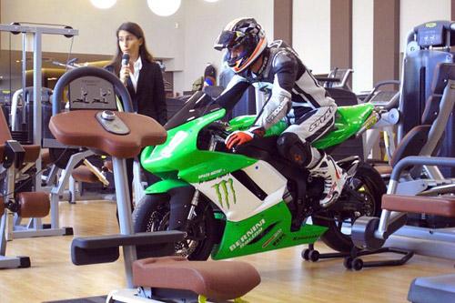 BikeFit — фитнес-программа для мотоциклистов