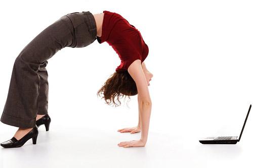 фитнес-зарядка - правильный перерыв в работе
