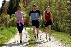 Скандинавская ходьба — Nordic Walking