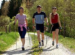 Пеший фитнес: выбираем вид ходьбы