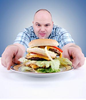 В чем причина ожирения у взрослых?