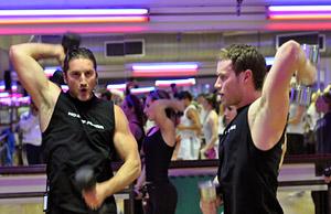 После динамичной разминки приступают к силовым упражнениям, выбор которых зависит от цели тренировки.