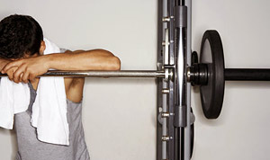 Опасности при тренировках для набора мышечной массы