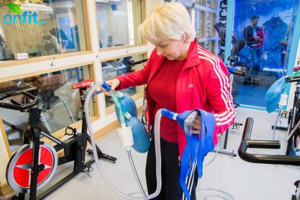 Будущее уже наступило! Фитнес-программа «Горный воздух» в уникальном клубе Biosphere