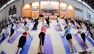 Rimini Wellness 2012 — итальянская фитнес-сказка