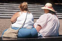 Зрелые женщины тоже страдают булимией. Результаты исследования