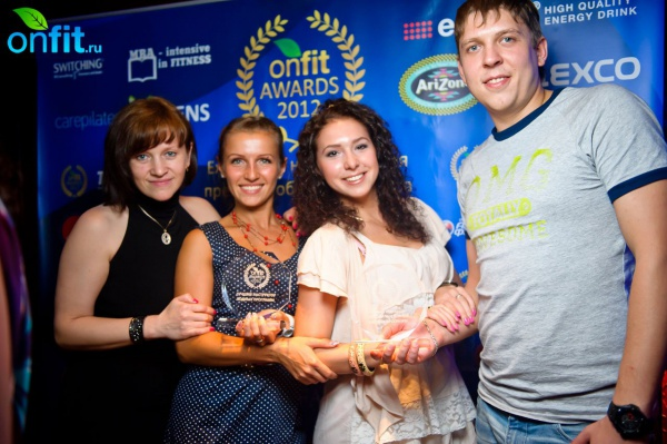 Onfit Awards 2012