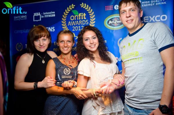 Onfit Awards 2012