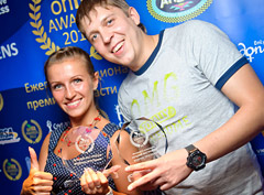 ��������� ����������� Onfit Awards 2012