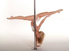Pole Dance — танцевальное соблазнение