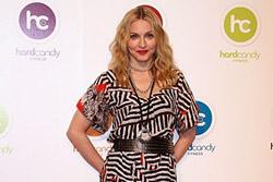 Мадонна приедет на открытие Hard Candy Fitness в Москве