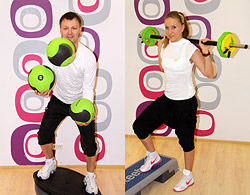 ����� ����������� � ����� Fitlady