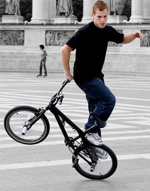 Летние виды спорта - BMX (Bicycle Moto Cross)