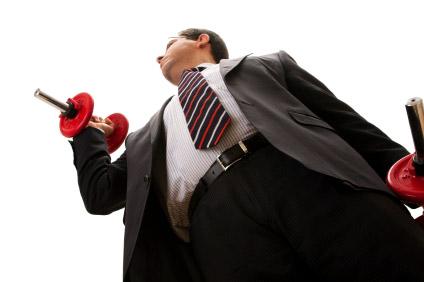Фитнес способствует карьерному росту. Мнение ученых