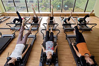 Модуль «Принципы Polestar Pilates»