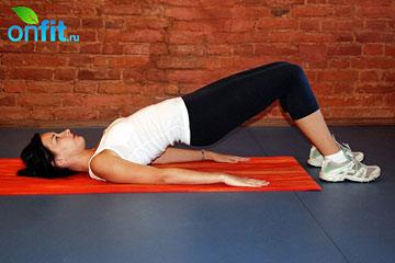 Упражнения для малого таза и ягодиц