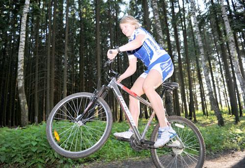 Фитнес на свежем воздухе — летние велопрогулки!