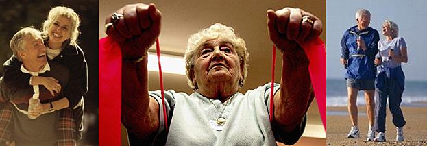 «Велнес-тренировка для людей среднего и пожилого возраста» — семинар компании Wellcom