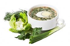 Окрошка  — исконное блюдо русской кухни