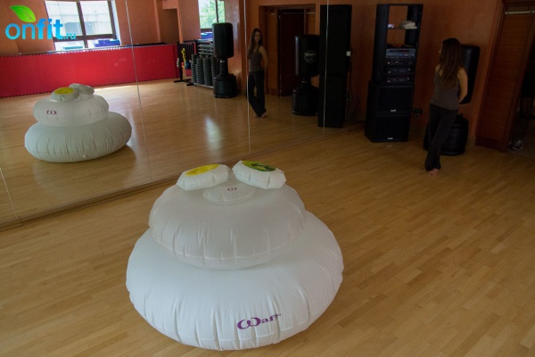Новое слово в функциональном тренинге – уникальное оборудование Waff в велнес-клубе Biosphere.