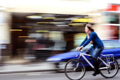 В Москве появится 30 км велодорожек