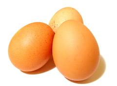 Яйца против лишнего веса