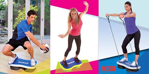 Семинар Федерации фитнес-аэробики — Reebok EasyTone Step