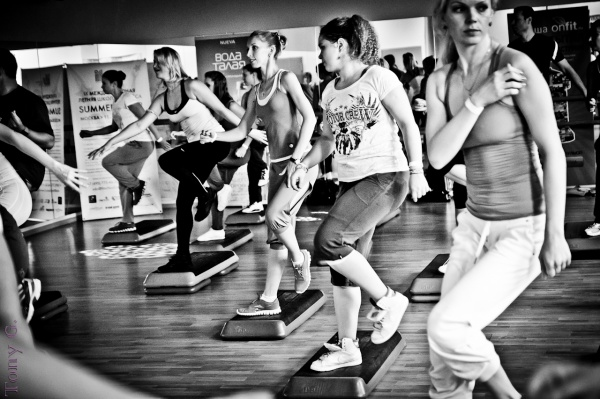 IX Международная летняя школа фитнеса'12