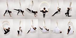 Фитнес-гамак Zen Circus Yoga Chair