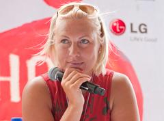 Наталья Рогозина, чемпионка мира по боксу