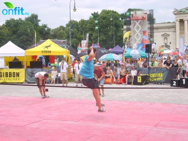 Спортивный фестиваль 2012 в Мюнхене