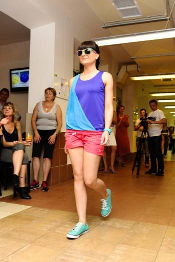 Июльский праздник «Мисс Фитнес», объединяющий моду и спорт!