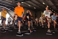Международный фитнес-конгресс 2012 на Урале