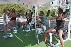Фитнес помогает избавиться от вредных привычек