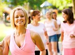 Фитнес при гипертонии: следите за пульсом, дышите правильно!