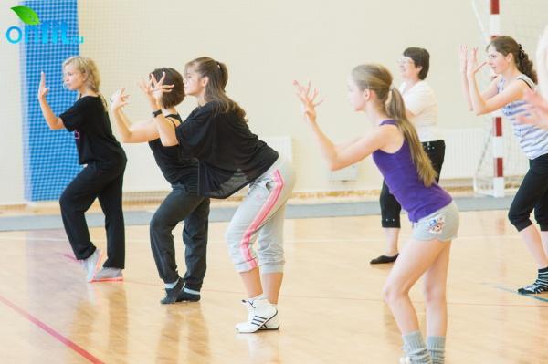 Бесплатные мастер-классы во дворце спорта «Янтарь»