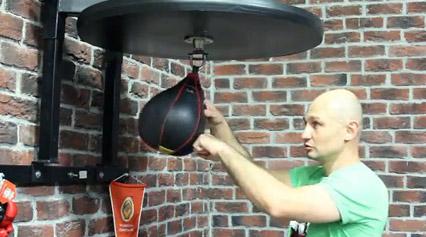 Видеотренировка по боксу: Постановка нокаутирующего удара