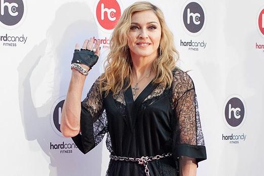 Мадонна в Hard Candy