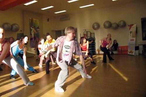 Dance Workout от Владимира Снежика