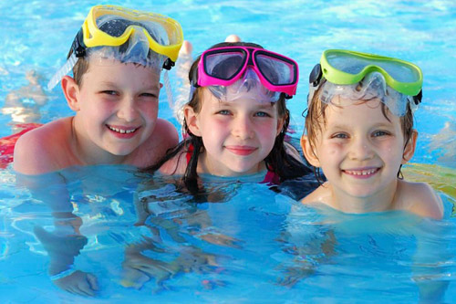 Аква-фитнес для детей