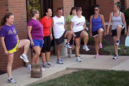 Программа тренировок Sit ToFit — фитнес для единомышленников