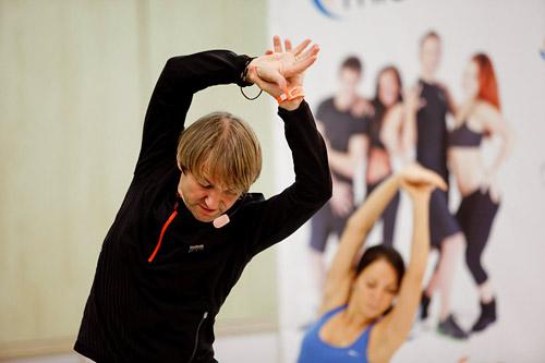 Мастер-классы Владимира Снежика в рамках Fitness Holding Convention